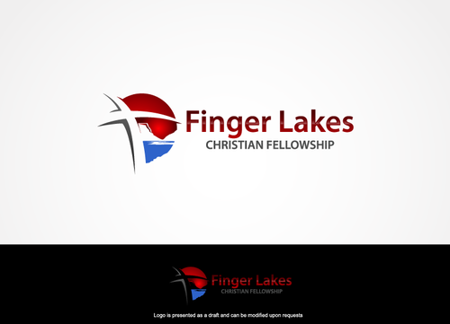 Finger Lakes Christian Fellowship A Logo, Monogram, or Icon  Draft # 87 by hands4art