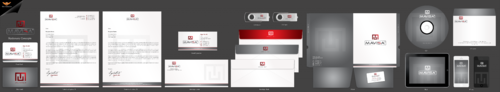 Mavisa GmbH Business Cards and Stationery  Draft # 175 by einsanimation