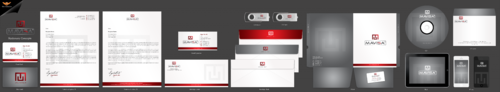 Mavisa GmbH Business Cards and Stationery  Draft # 178 by einsanimation