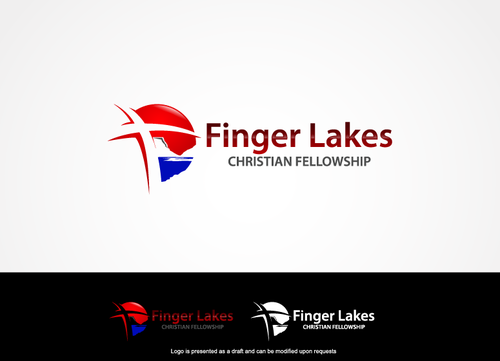 Finger Lakes Christian Fellowship A Logo, Monogram, or Icon  Draft # 89 by hands4art