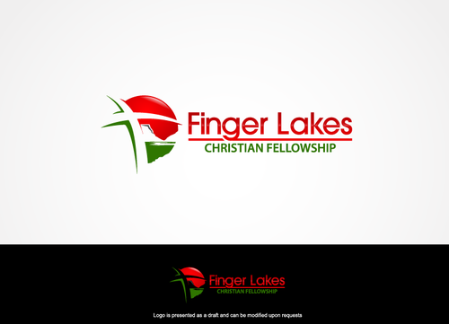 Finger Lakes Christian Fellowship A Logo, Monogram, or Icon  Draft # 90 by hands4art