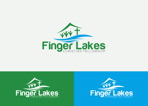 Finger Lakes Christian Fellowship A Logo, Monogram, or Icon  Draft # 96 by kenjie0476