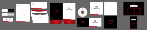 Mavisa GmbH Business Cards and Stationery  Draft # 179 by Xpert
