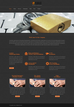 Complete Website design Complete Web Design Solution  Draft # 72 by PixxelHouse
