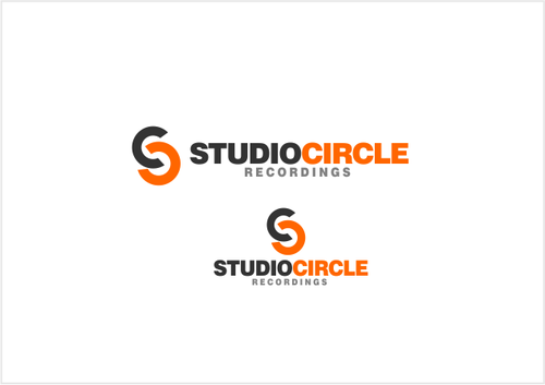 Studio Circle Recordings A Logo, Monogram, or Icon  Draft # 38 by odc69