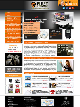 Complete Website design Complete Web Design Solution  Draft # 81 by mube555