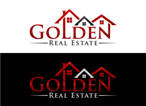 Golden Real Estate A Logo, Monogram, or Icon  Draft # 24 by Filter