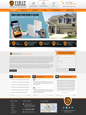 Complete Website design Complete Web Design Solution Winning Design by jogdesigner