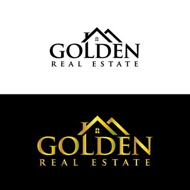 Golden Real Estate A Logo, Monogram, or Icon  Draft # 109 by graphicsB8