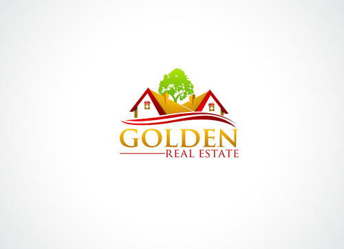 Golden Real Estate A Logo, Monogram, or Icon  Draft # 112 by jynemaze