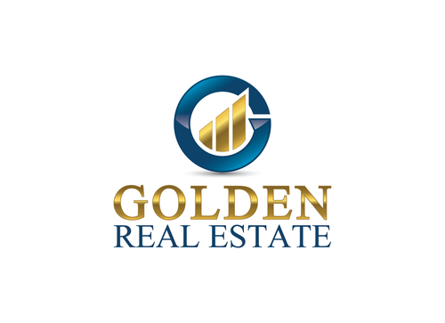 Golden Real Estate A Logo, Monogram, or Icon  Draft # 115 by exquisitedesigns