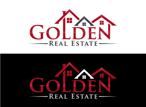 Golden Real Estate A Logo, Monogram, or Icon  Draft # 123 by Filter