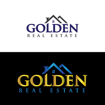 Golden Real Estate A Logo, Monogram, or Icon  Draft # 156 by graphicsB8