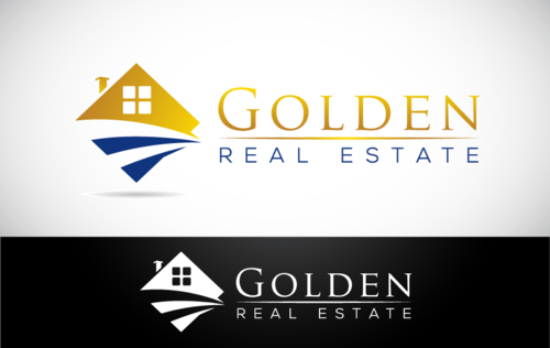 Golden Real Estate A Logo, Monogram, or Icon  Draft # 259 by Stardesigns