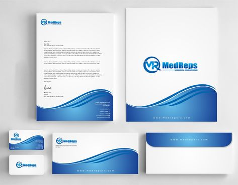 medreps bcards Business Cards and Stationery  Draft # 173 by Dawson