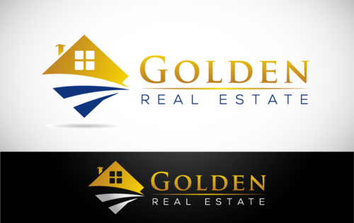 Golden Real Estate A Logo, Monogram, or Icon  Draft # 457 by Stardesigns