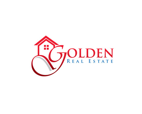 Golden Real Estate A Logo, Monogram, or Icon  Draft # 466 by eche24