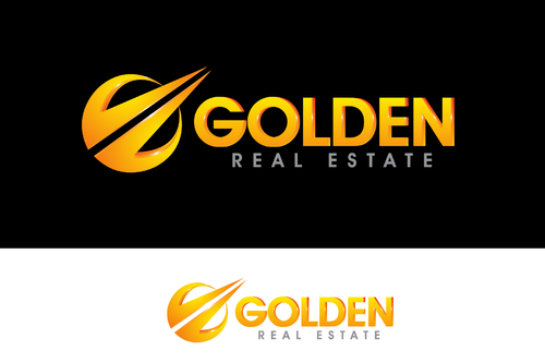Golden Real Estate A Logo, Monogram, or Icon  Draft # 470 by mymine021414