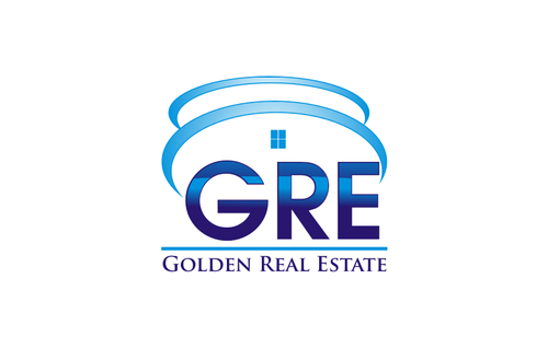 Golden Real Estate A Logo, Monogram, or Icon  Draft # 474 by jov80