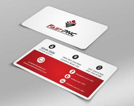 fast pnc Business Cards and Stationery  Draft # 158 by Dawson