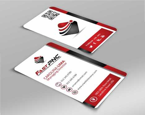 fast pnc Business Cards and Stationery  Draft # 160 by Dawson