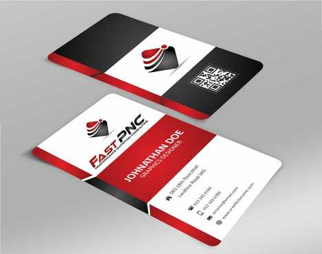 fast pnc Business Cards and Stationery  Draft # 161 by Dawson