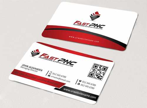 fast pnc Business Cards and Stationery  Draft # 163 by Dawson