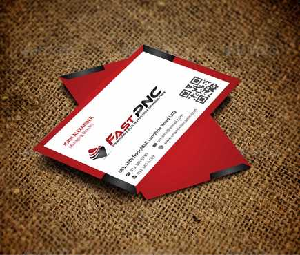 fast pnc Business Cards and Stationery  Draft # 164 by Dawson