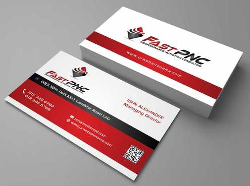 fast pnc Business Cards and Stationery  Draft # 174 by Dawson