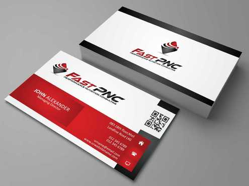 fast pnc Business Cards and Stationery  Draft # 175 by Dawson