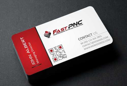 fast pnc Business Cards and Stationery  Draft # 182 by Dawson