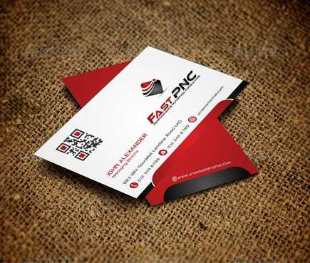 fast pnc Business Cards and Stationery  Draft # 187 by Dawson