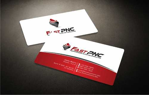 fast pnc Business Cards and Stationery  Draft # 227 by Dawson