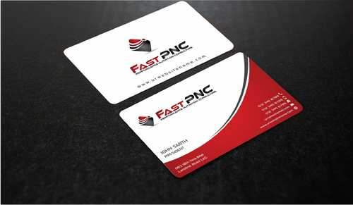 fast pnc Business Cards and Stationery  Draft # 228 by Dawson