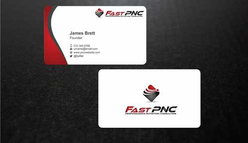 fast pnc Business Cards and Stationery  Draft # 233 by Dawson