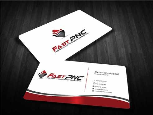 fast pnc Business Cards and Stationery  Draft # 234 by Dawson