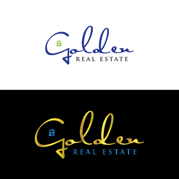 Golden Real Estate A Logo, Monogram, or Icon  Draft # 488 by graphicsB8