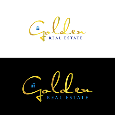 Golden Real Estate A Logo, Monogram, or Icon  Draft # 489 by graphicsB8