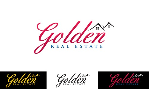 Golden Real Estate A Logo, Monogram, or Icon  Draft # 496 by lyndel