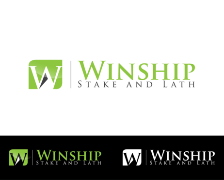 Winship Stake and Lath A Logo, Monogram, or Icon  Draft # 4 by nirarajgraphics