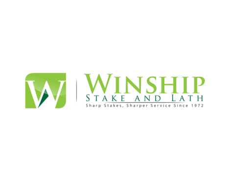 Winship Stake and Lath A Logo, Monogram, or Icon  Draft # 10 by nirarajgraphics