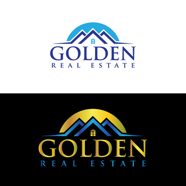 Golden Real Estate A Logo, Monogram, or Icon  Draft # 506 by graphicsB8