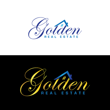 Golden Real Estate A Logo, Monogram, or Icon  Draft # 507 by graphicsB8