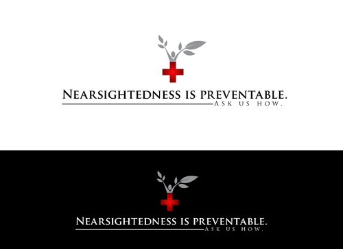 Nearsightedness is preventable.  Ask us how. Marketing collateral  Draft # 9 by jonsmth620