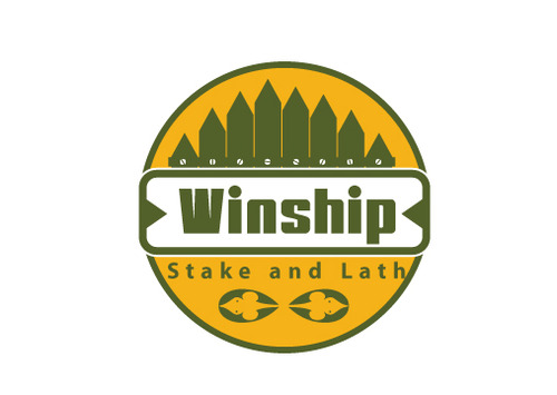 Winship Stake and Lath A Logo, Monogram, or Icon  Draft # 12 by timefortheweb