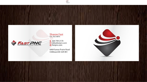 fast pnc Business Cards and Stationery  Draft # 279 by 14stars