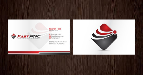 fast pnc Business Cards and Stationery  Draft # 280 by 14stars