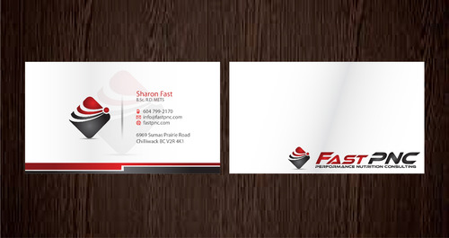 fast pnc Business Cards and Stationery  Draft # 282 by 14stars