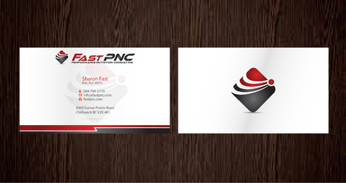 fast pnc Business Cards and Stationery  Draft # 283 by 14stars