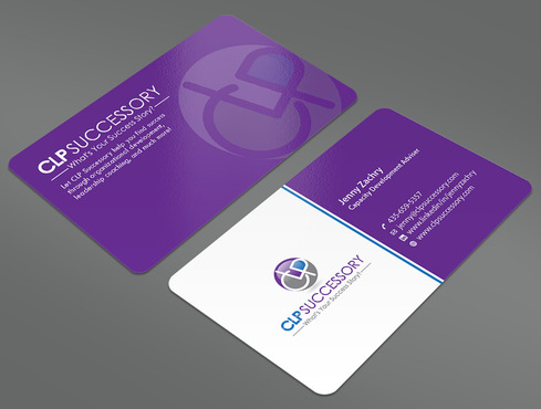 Business card for someone who trains leaders Business Cards and Stationery  Draft # 228 by ArtworksKingdom